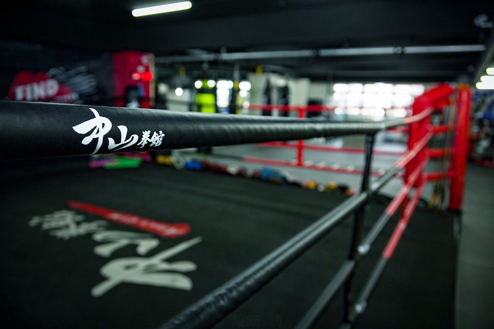 boxing-one中山拳館場地-擂台照